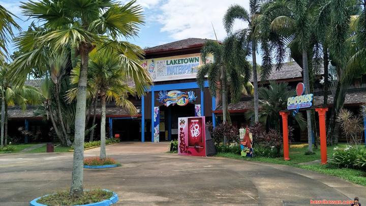 Tarikan Percutian Singkat di Hotel Bukit Merah Laketown Resort