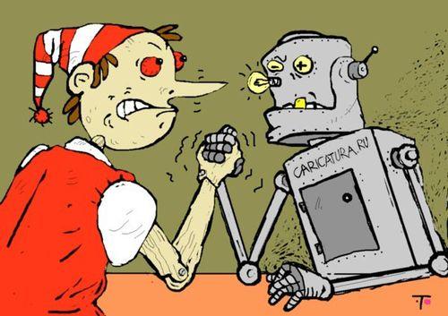 Машинное обучение (нейросети) это новое ядерное оружие?