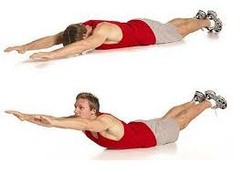 Latihan back up bentuk latihan kebugaran jasmani - berbagaireviews.com