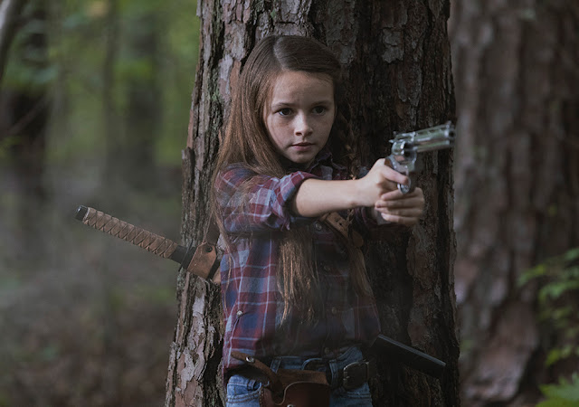 Judith (Cailey Fleming) nell'episodio 5