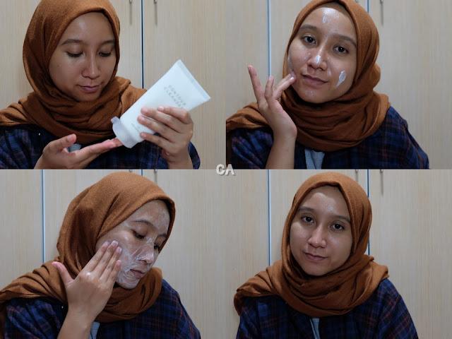 Althea Bare Essentials Contour Cleanser Curitan Aqalili