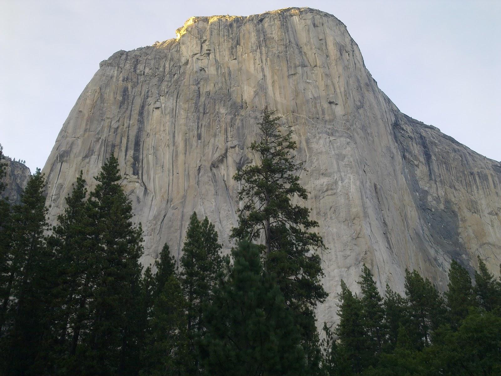 Cartina Yosemite National Park.Pronti Viaa 4 Giorno Yosemite National Park