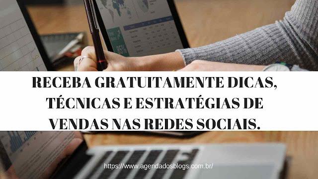 Vendas online: Dicas,Técnicas e Estratégias Grátis!