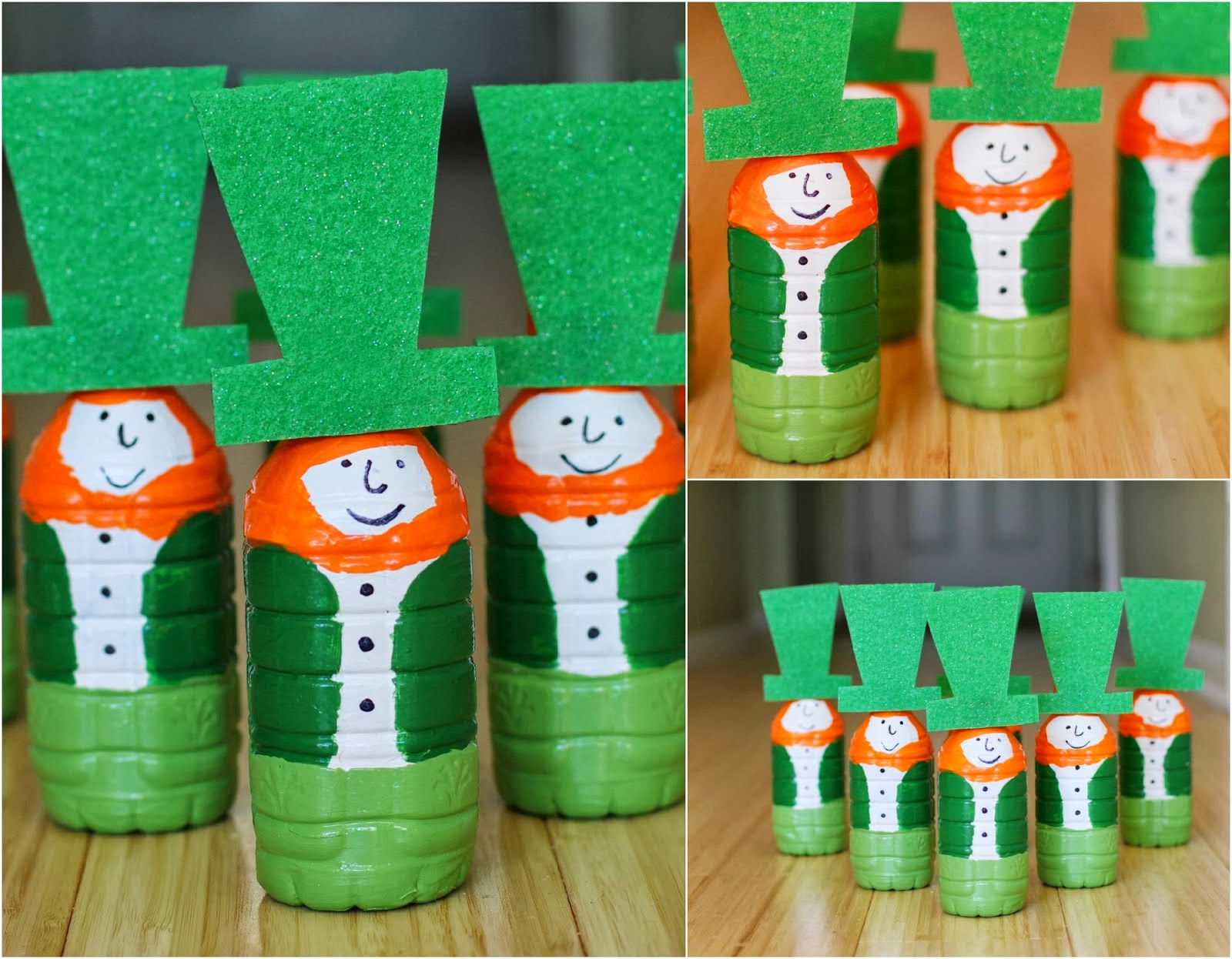 http://salsapie.blogspot.it/2014/02/diy-leprechaun-bowling-pins.html