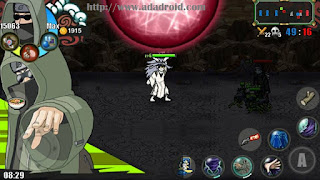 Download Naruto Senki the Last Fixed Mod by Andris Apk