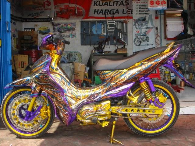 Modification Motorcycle Yamaha Modification Yamaha Jupiter
