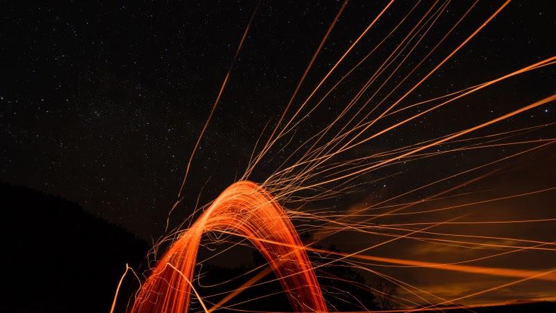 Flying Sparks