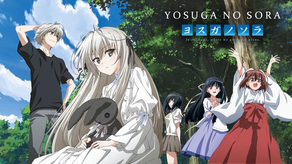 Yosuga no Sora BD Subtitle Indonesia