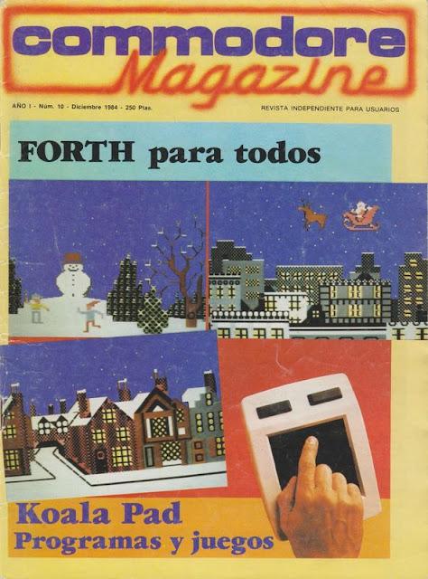 Commodore Magazine #10 (10)