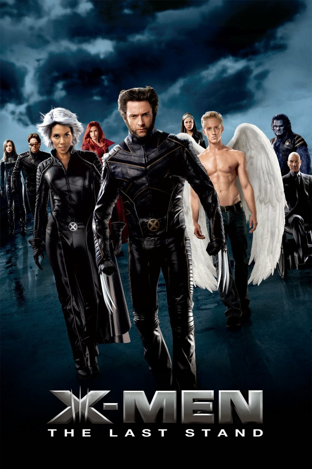 X-Men: The Last Stand 2006 - Full (HD)