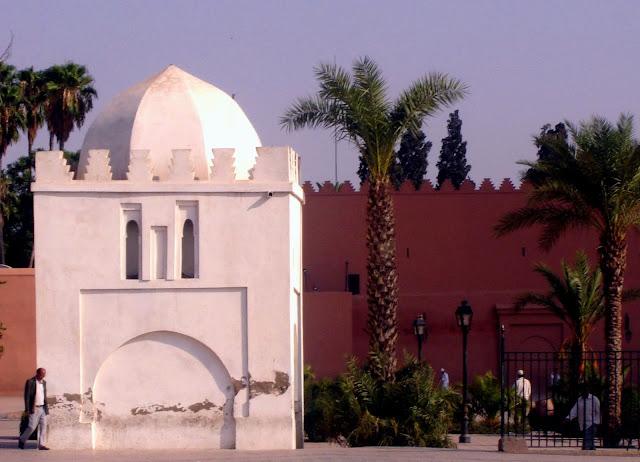 Marokańskie zwyczaje związane ze śmiercią i pogrzebem