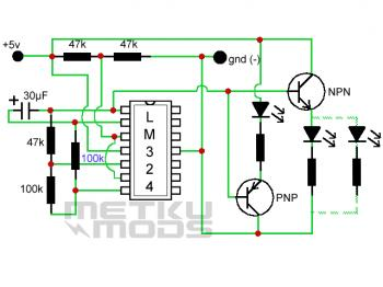 Awesome Circuit Diagram Skema Rangkaian Elektronika Led Color Fade Wiring Cloud Philuggs Outletorg