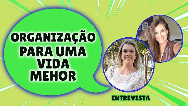 Organize sua casa com o objetivo de ter uma vida melhor! Dicas da personal organizer Ana Carla Mendes de Juazeiro do Norte!
