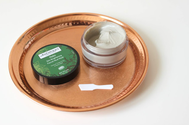 A review of the Antipodes Halo Skin-Brightening Facial Mud Mask