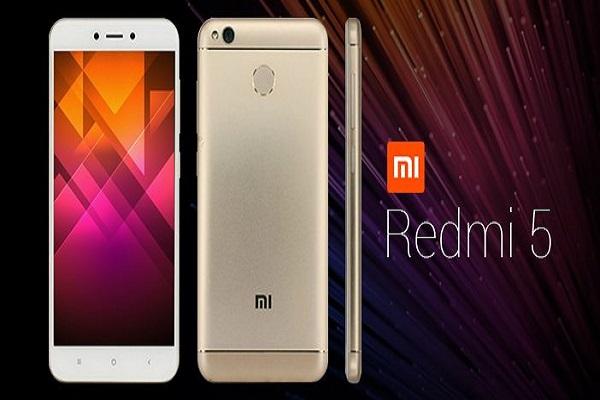 Xiaomi Redmi 5 chính hãng