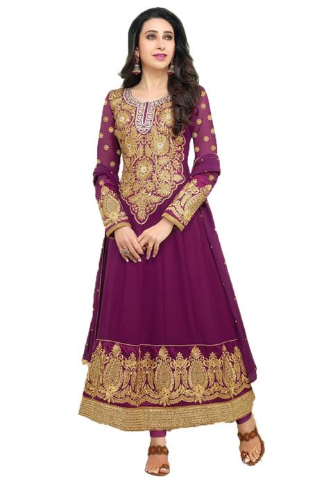 desain baju gamis india modern