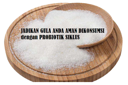 DASYAT ! Inilah TRIK Membuat Gula Pasir AMAN Bagi Penderita Diabetes