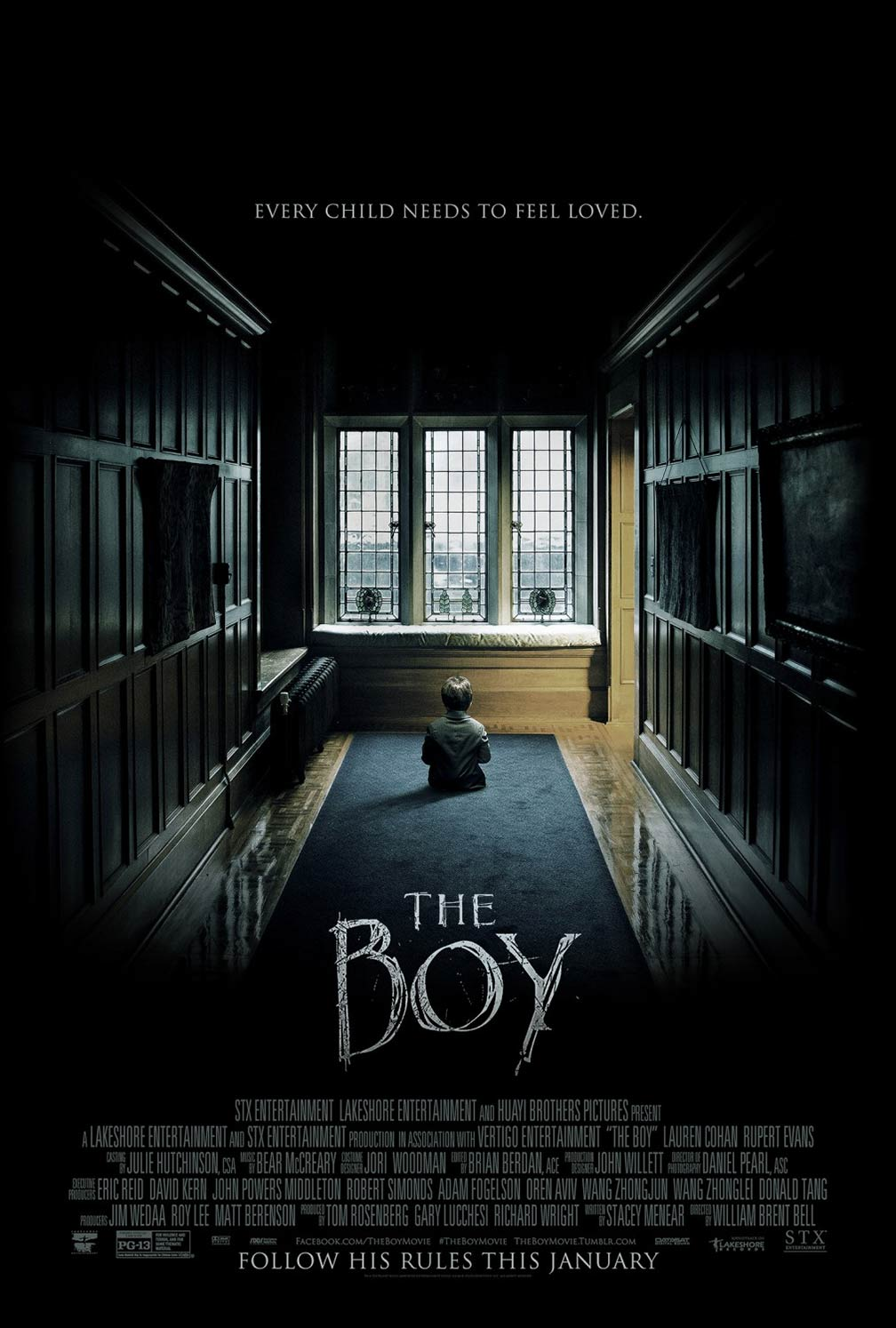 Nonton Film Online The Boy (2016)