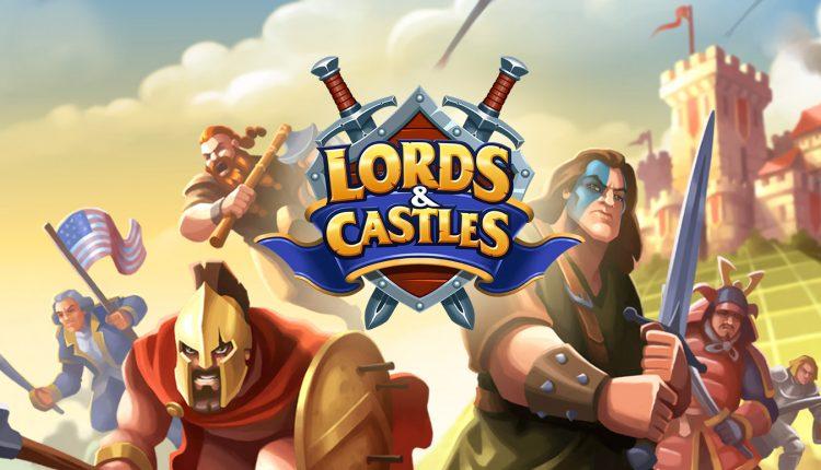 Lords & Castles مهكرة