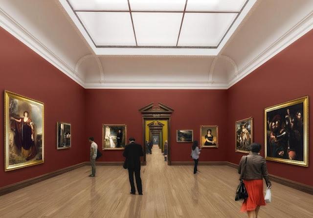 Passeio na Galeria Nacional da Irlanda