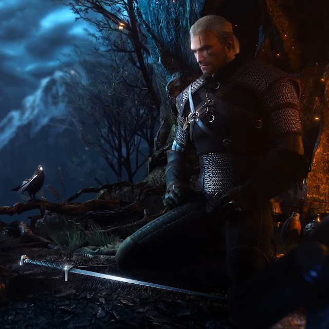 Download The Witcher 3 Main Menu Theme Wallpaper Engine