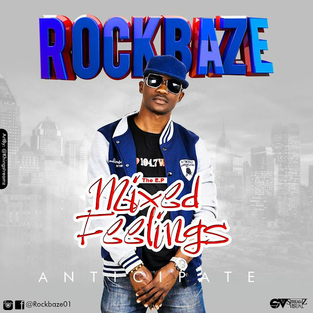 ROCKBAZE UNVEIL TRACK LIST FOR #MIXEDFEELINGS