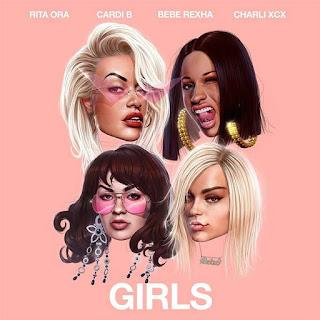 Rita Ora feat. Cardi B, Bebe Rexha & Charli XCX - Girls
