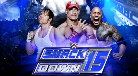 WWE Smack Down 15 (2016) HDTV Latino