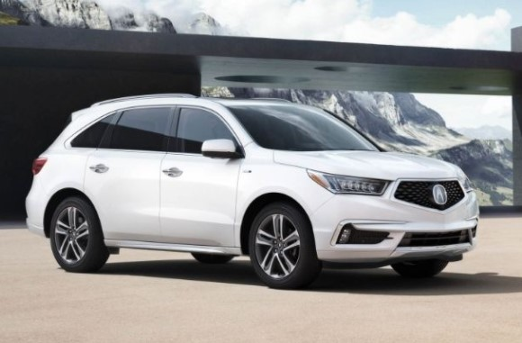 Acura MDX Sport Hybrid Brings 5-MPG Boost for Merely a Little More Money