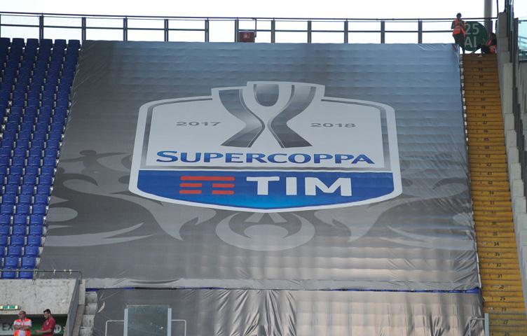 Supercoppa Italiana za sezonu 2018/19 u Saudijskoj Arabiji