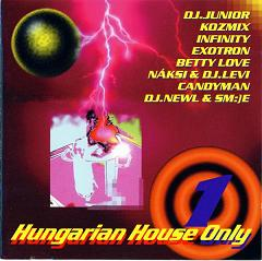 Magyar house zenék 90-es évek, válogatás