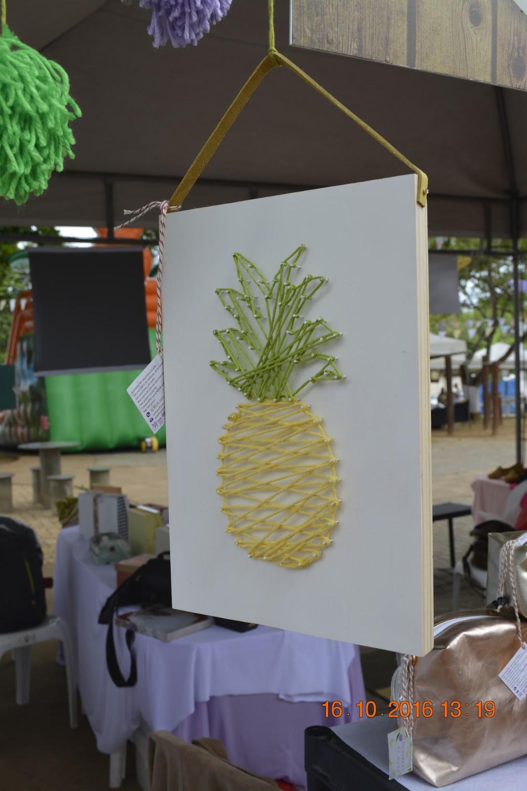 Blog Pra Li String Art Abacaxi ~ Imagens Para Quadros De Quarto Para Imprimir Abacaxi