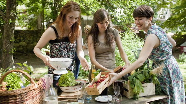 Cucinare vegan e vegetariano nella terracotta for Cucinare vegetariano