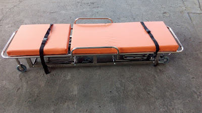 harga brankar pasien emergency dorong rumah sakit