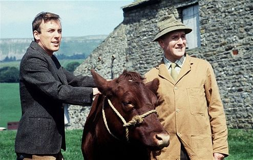 All Creatures Great and Small, TV, Christopher Timothy, Robert Hardy