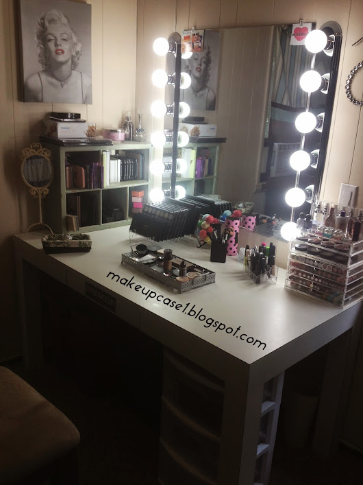 My Vanity Set Up And How You Can Get It To!