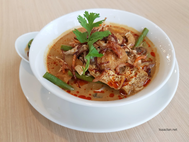 Curry Laksa - RM15
