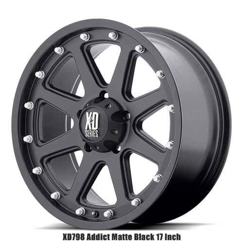 Find The XD Wheels That Recommended For Jeep Wrangler