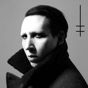 L'Agenda Mensuel - Octobre 2017 Musique Marilyn Manson Heaven Upside Down