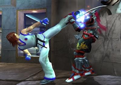 Tekken 4 Full Version For PC