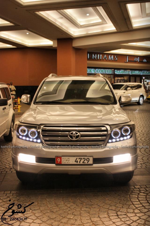 Modified Cars Modified Toyota V8 Land Cruiser