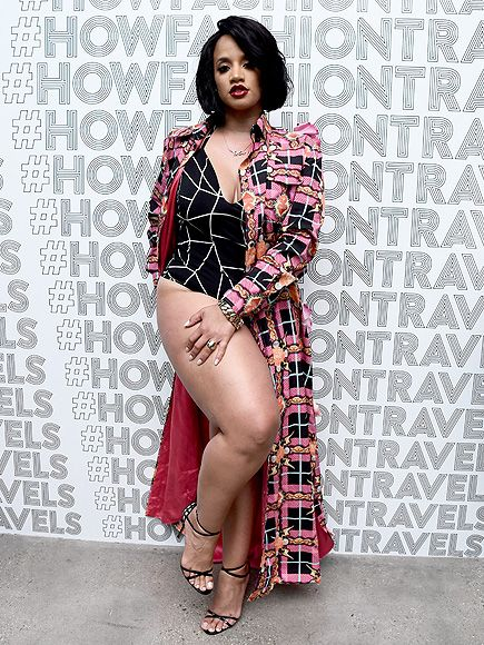 Dascha Polanco Talks About Appreciating Her Thighs: 'This Is Me, This Is Who I Am, This Is Real'
