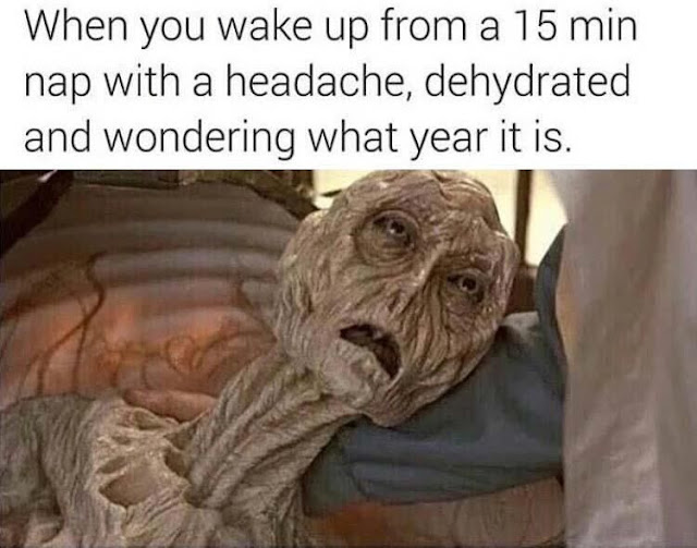 When You Wake up