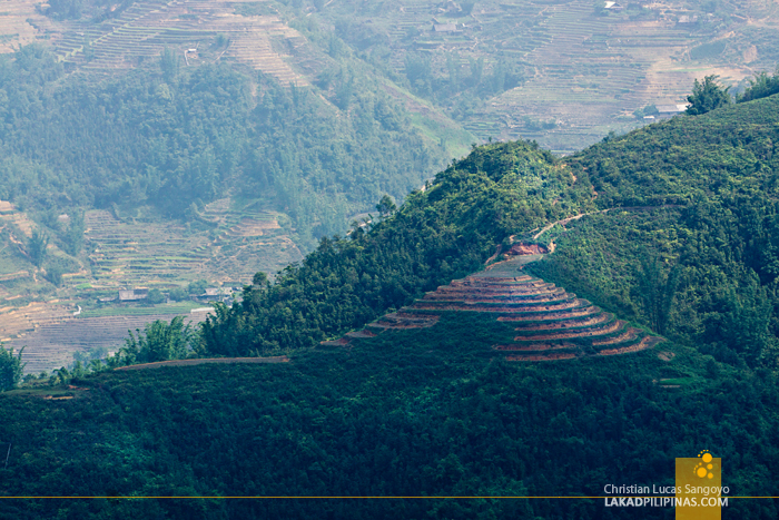 Song Anh Cafe Hotel View Sapa Vietnam