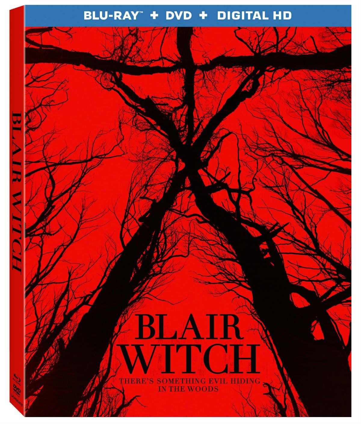 La Bruja De Blair BD25 Descargar LATINO