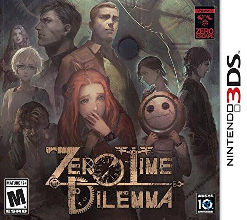 3DS] Zero Time Dilemma (USA) (Region Free) 3DS CIA Download - World