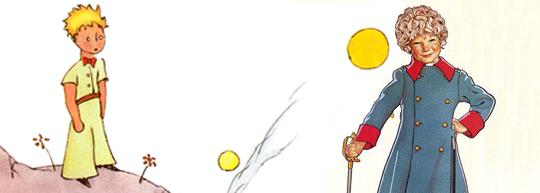 El Principito. El pequeño príncipe, de Antoine de Saint-Exupéry y Stanley Donen - Cine de Escritor