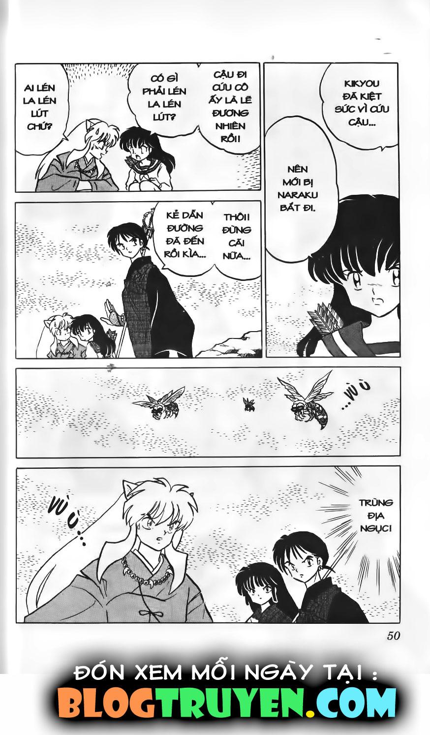 Inuyasha vol 13.3 trang 11
