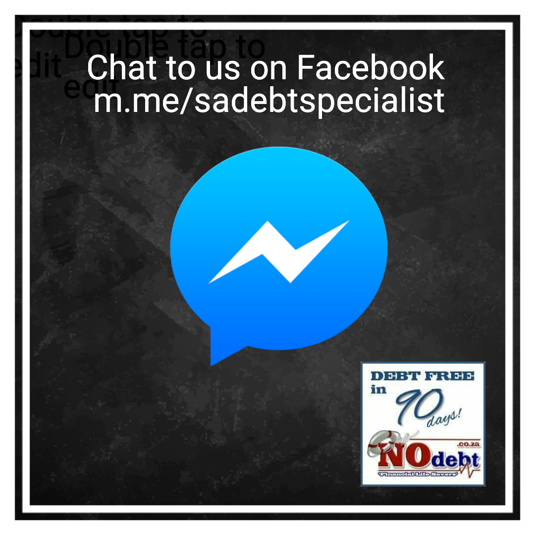 Talk to us on Facebook Messenger - Click the logo below