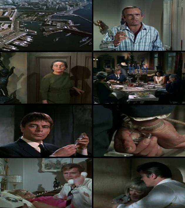 Vendetta For The Saint 1969 Dual Audio Hindi 480p DVDRip